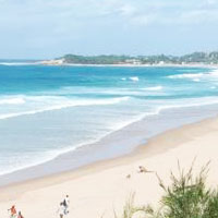 Tofo Beach in Inhambane