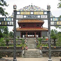 Tomb of Minh Mang in Hue