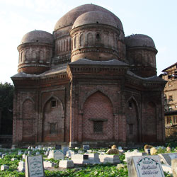 Tomb of Zain-ul-Abidin in Srinagar