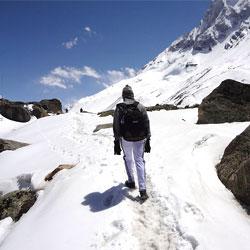 Trekking in Bageshwar in Kumaon