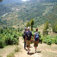 Trekking in Bageshwar in Kumaon