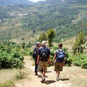 Trekking in Bageshwar