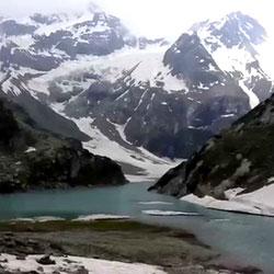Tulian Lake in Pahalgam