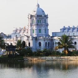 Ujjayanta Palace in Agartala