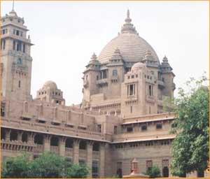 Umaid Bhawan Palace Museum in