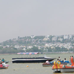 Upper and Lower Lakes in Bhopal