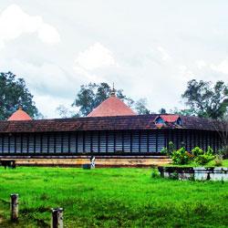 Vadakkumnathan Temple in Trichur