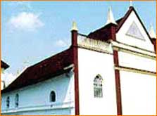 Valiyapalli Church in Kottayam