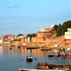 Varanasi Ghats in Varanasi