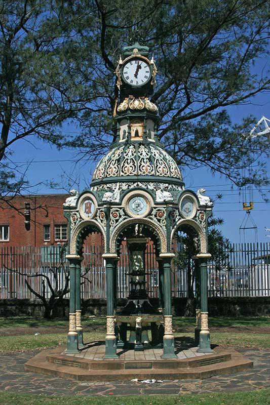 Vasco Da Gama Memorial in Durban