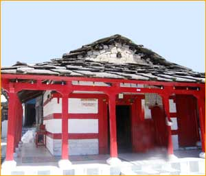 Vashist Hot Water Springs and Temple