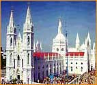 Velankanni Church in Nagapattinam