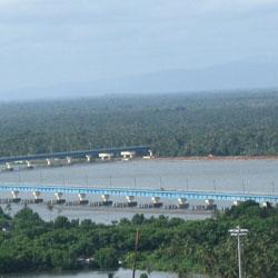Vembanad Lake in Kochi