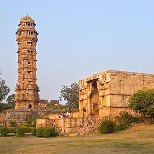 Vijay Stambh (Tower of Victory)