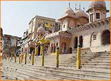 Vishram Ghat in Mathura