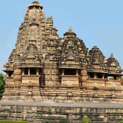 Vishwanath Temple in Khajuraho