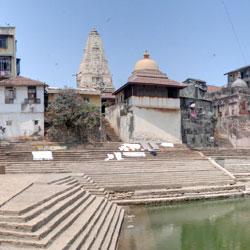 Walkeshwar Temple in Mumbai