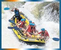 Water Rafting in Queensland in Queensland