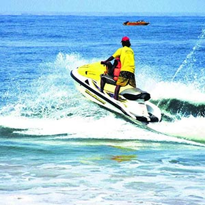 Water Sports in Calangute