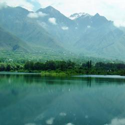 Wular Lake in Srinagar