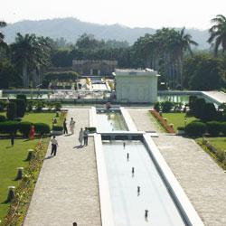 Yadavindra Gardens in Pinjore