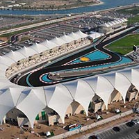 Yas Marina Circuit  in