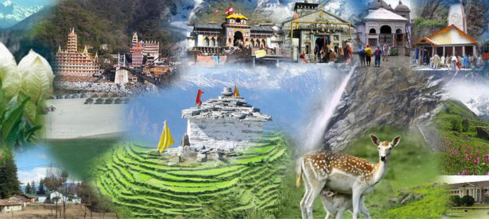 Book Devbhoomi Uttarakhand Id 7641 9 Days 8 Nights