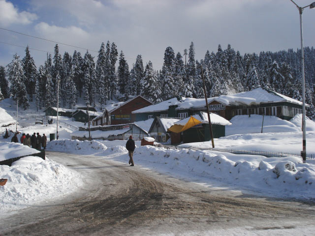 Book Srinagar Sonmarg Gulmarg Honeymoon Tour From