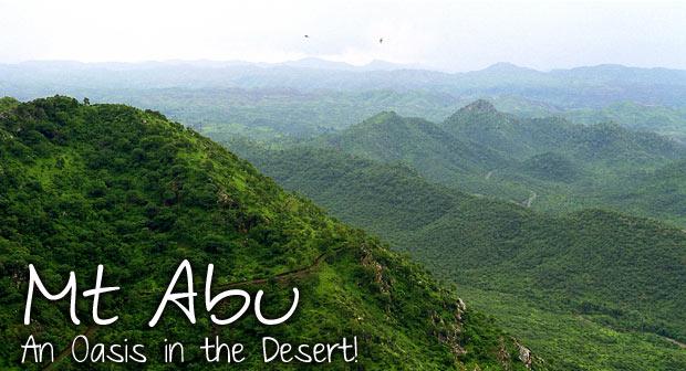 Mount Abu Day Tour