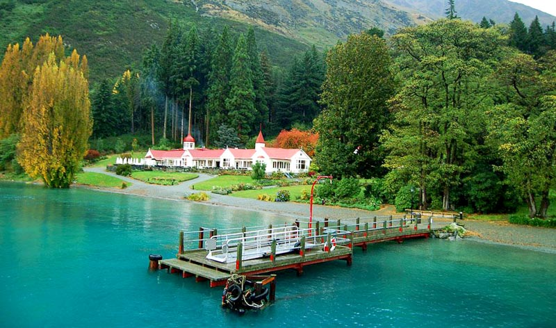 Book Summer Scenic New Zealand New Zealand Holiday