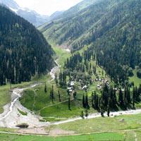 Jammu - Patnitop - Srinagar - Gulmarg - Pahalgam