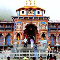 Haridwar - Guptkashi - Kedarnath - Badrinath - Rudraprayag