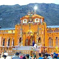 Haridwar - Rishikesh - Devprayag - Shrinagar - Rudraprayag - Karnprayag - Chamoli - Pipalkoti - Joshimuth - Pandukeshver - Badrinath