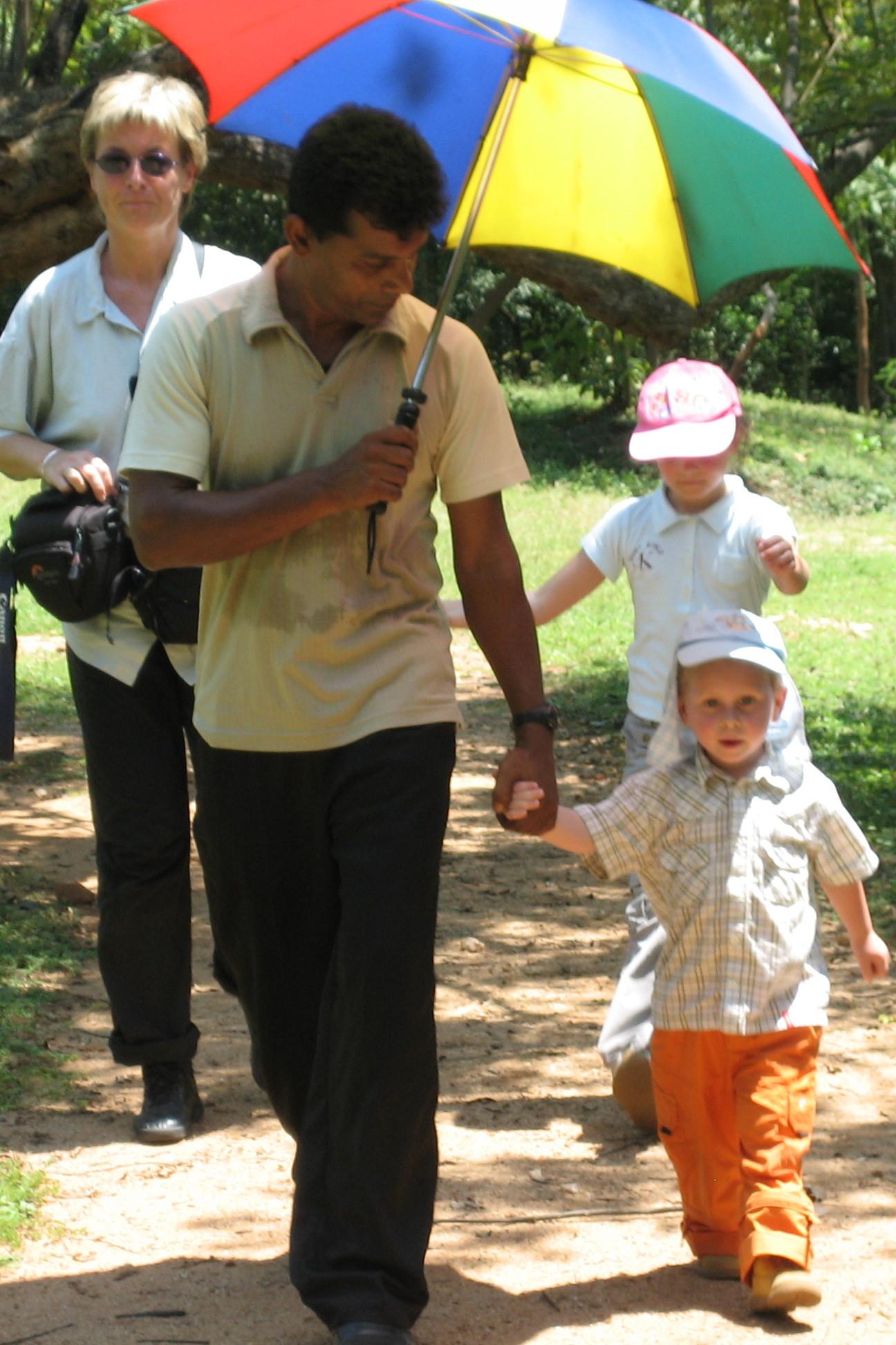 Colombo - Negombo - Anuradhapura - Polonnaruwa - Sigiriya - Kandy - Nuwara Eliya - Ella - Thiess - Matahari - Mirissa - Unawatuna - Hikkaduwa - Bentota