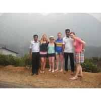 Colombo - Anuradhapura - Polonnaruwa - Sigiriya - Kanka - Nuwara Eliya - Ella - Thiess - South Beach