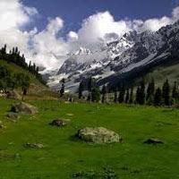 Patnitop - Srinagar - Gulmarg - Pahalgam - Katra