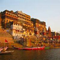 Delhi - Jaipur - Agra - Mathura - Vrindavan - Jhansi - Orchha - Khajuraho - Varanasi - Sarnath