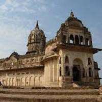 Gwalior - Shivpuri - Jhansi - Orchha - Khajuraho - Chitrakoot