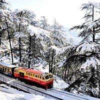 Delhi - Amritsar - Dharamshala - Manali - Shimla - Chandigarh
