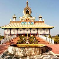 Delhi - Jaipur - Agra - Varanasi - Bodhgaya - Lumbini - Rajgir - Kushinagar - Sravasti - Dharamshala