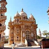 Mumbai - Ahmedabad - Bhavnagar - Palitana - Sasan Gir - Junagadh - Gondal - Bhuj - Mandvi