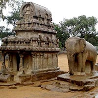 Chennai - Mammalapuram - Pondicherry - Thanjavur - Madurai - Thekkady - Kumarakom - Kochi - Coimbatore - Ooty - Mysore - Bangalore