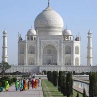 Delhi - Agra - Ranthambhore - Jaipur