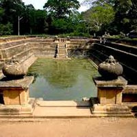 Bandaranaike - Negombo - Puttalam - Anuradhapura - Polonnaruwa - Sigiriya - Kandy - Nuwara - Eliya