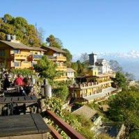 Gorakhpur - Kathmandu - Nagarkot - Daman - Pokhara