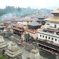 Pokhara - Jomsom - Muktinath - Mankamana Devi - Pashupatinath Darshan - Kathmandu - Nepal