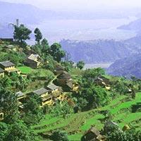 Gorakhpur - Pokhara - Jomsom - Kathmandu
