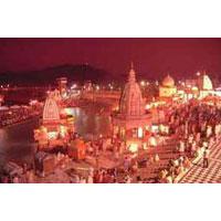 Delhi - Mathura - Vrindavan - Agra - Khajuraho - Varanasi - Sarnath - Puri - Kolkata - Haridwar - Rishikesh