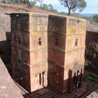 Bahir Dar - Gondar - Simien Mountain - Axum - Lalibela