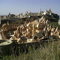 Ahmedabad - Jambhugodha - Chotta Udaipur - Uthelia - Bhavnagar - Gondal - Wankaner